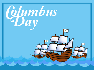Happy Columbus Day!