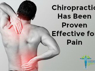 Chiropractic Has Been Proven Effective for Pain
