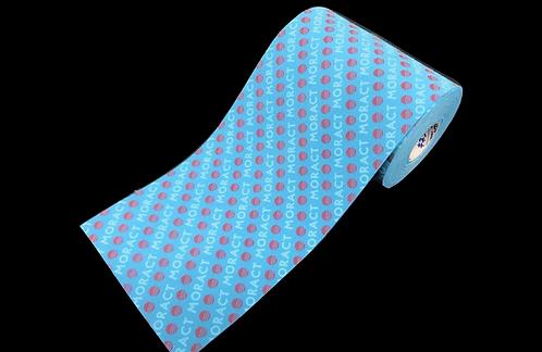 キネロジPRO 100mm×4.5m 1箱2巻入 ブルー (MORACT ver.)
