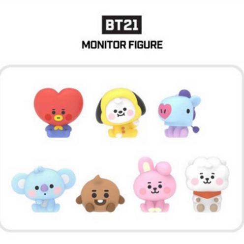 BT21 Baby x ROYCHE Monitor Figure | OFFICIAL MD