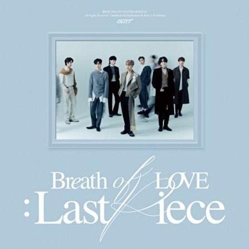 GOT7 4TH ALBUM - BREATH OF LOVE: LAST PIECE