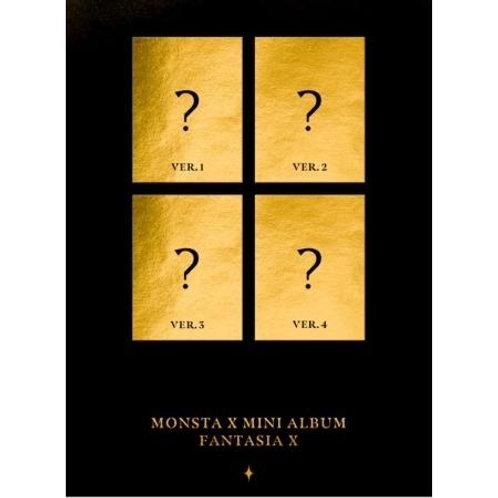 MONSTA X MINI ALBUM - FANTASIA X