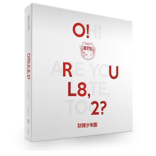 BTS MINI ALBUM VOL. 1 - O!RUL8.2?