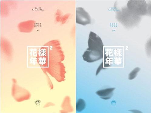 BTS 4TH MINI ALBUM - THE MOST BEAUTIFUL MOMENT IN LIFE PT. 2