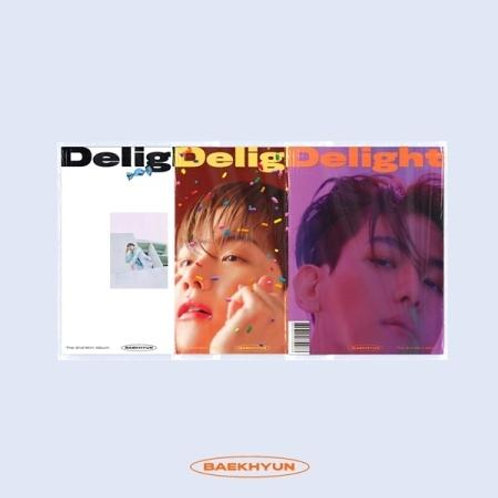 BAEKHYUN MINI ALBUM VOL. 2 - DELIGHT