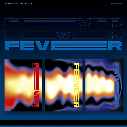ATEEZ MINI ALBUM VOL. 6 - ZERO: FEVER PART. 2