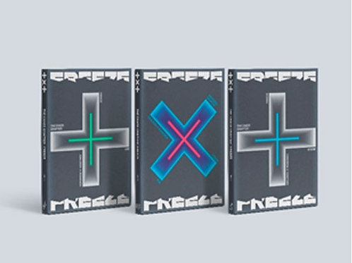 TXT ALBUM - THE CHAOS CHAPTER : FREEZE