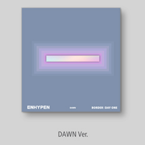 ENHYPEN MINI ALBUM [VOL. 1] - BORDER: DAY ONE