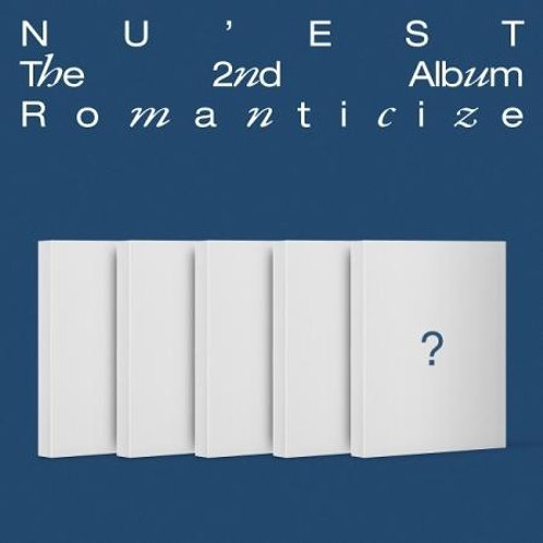 NU'EST ALBUM VOL. 2 - ROMANTICIZE