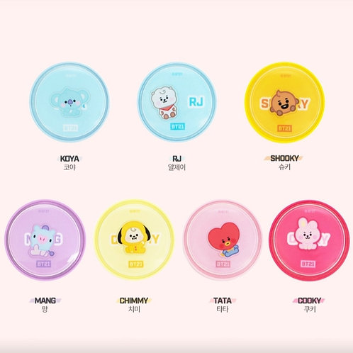 BT21 Baby Griptok Water Cushion | OFFICIAL MD