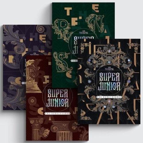 SUPER JUNIOR ALBUM VOL. 10 - THE RENAISSANCE (THE RENAISSANCE STYLE)