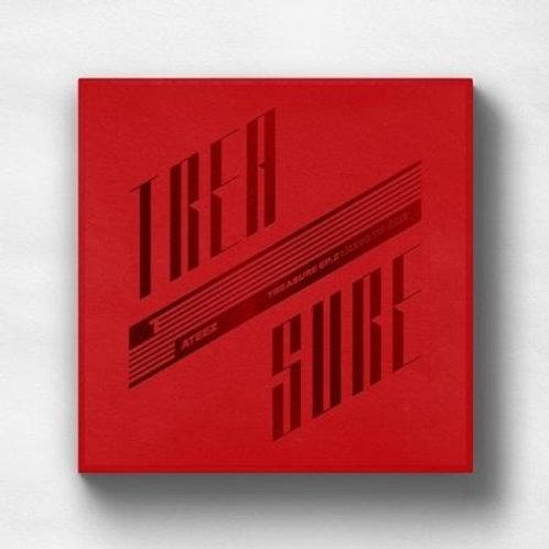 ATEEZ MINI ALBUM VOL. 2 - TREASURE EP. 2: ZERO TO ONE