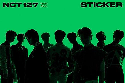 NCT 127 THE 3RD ALBUM - STICKER (SEOUL CITY VER.)