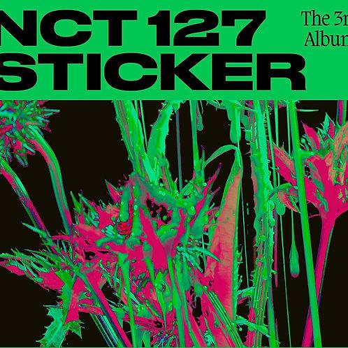 NCT 127 THE 3RD ALBUM - STICKER (PHOTOBOOK VER.)
