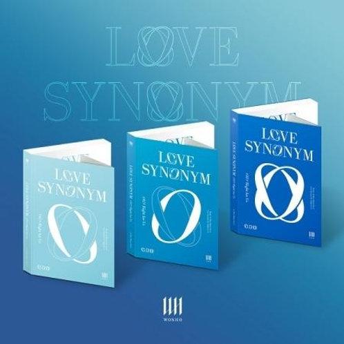 WONHO - MINI ALBUM VOL.1 PART.2 [Love Synonym #2 : Right for Us]