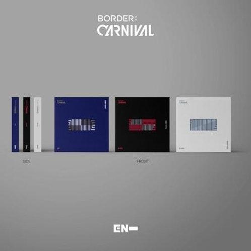 ENHYPEN MINI ALBUM [VOL. 2] - BORDER: CARNIVAL