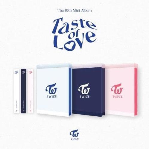 TWICE MINI ALBUM VOL. 10 - TASTE OF LOVE