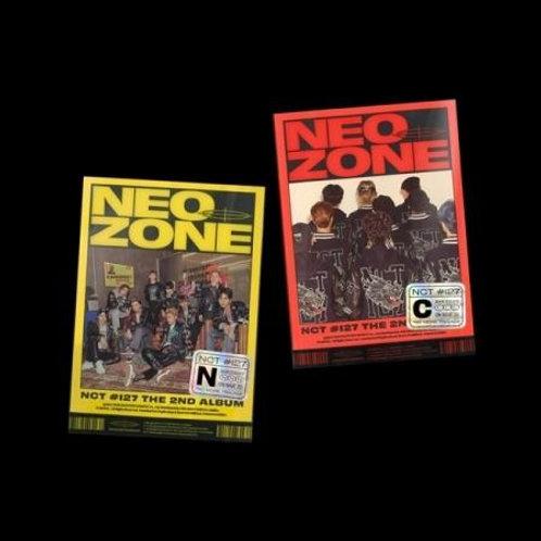NCT 127 ALBUM VOL. 2 - NCT #127 NEO ZONE