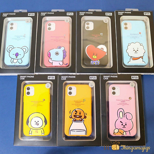 Official BT21 Iphone 11 Phone Case