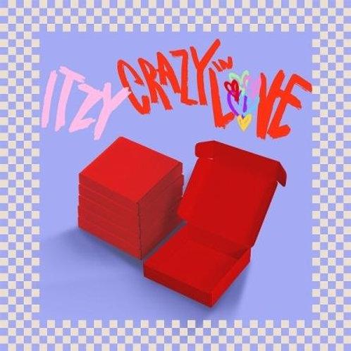 ITZY 1ST ALBUM  - CRAZY IN LOVE