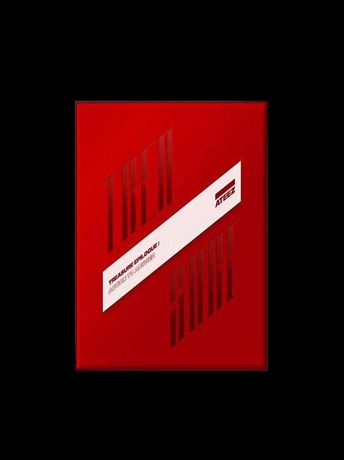 ATEEZ 4TH MINI ALBUM - TREASURE EPILOGUE : ACTION TO ANSWER