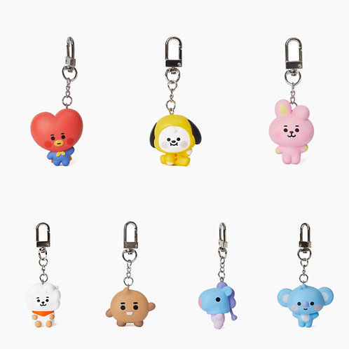 BT21 Baby Keyring | OFFICIAL MD
