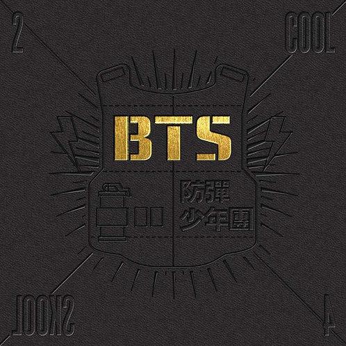 BTS SINGLE ALBUM VOL. 1 - 2 COOL 4 SKOOL