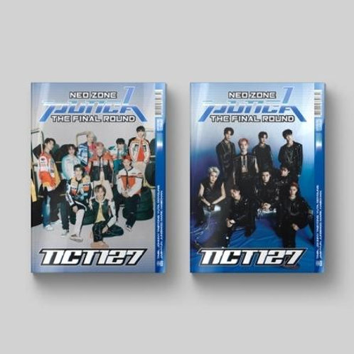 NCT 127 REPACKAGE ALBUM VOL. 2 - NCT #127 NEO ZONE: THE FINAL ROUND