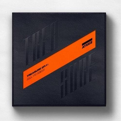 ATEEZ ALBUM - TREASURE EP. 1: ALL TO ZERO