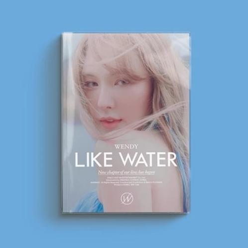 WENDY MINI ALBUM VOL. 1 - LIKE WATER (PHOTOBOOK VERSION)