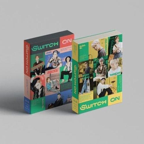 ASTRO 8TH MINI ALBUM - SWITCH ON