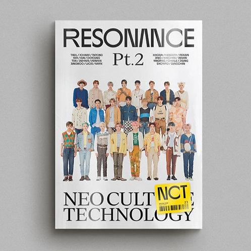 NCT 2ND ALBUM - RESONANCE PT. 2
