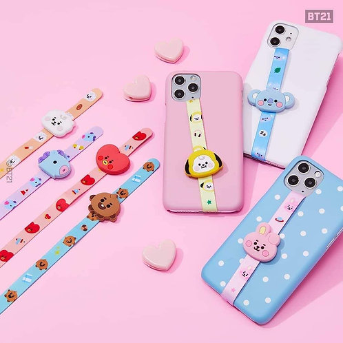 BT21 Baby Phone Strap | OFFICIAL MD