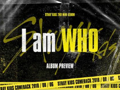 STRAY KIDS MINI ALBUM VOL. 2 - I AM WHO