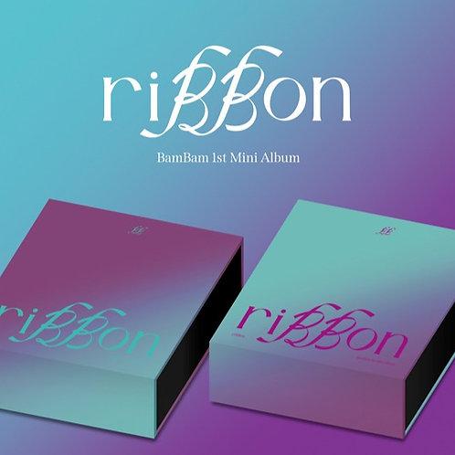 BAMBAM 1ST MINI ALBUM - riBBon