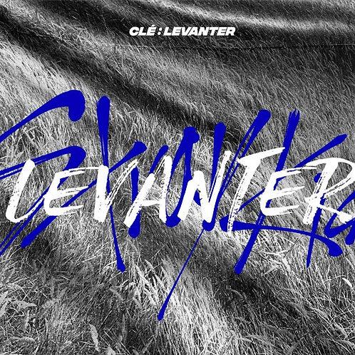 STRAY KIDS MINI ALBUM - CLE : LEVANTER (NORMAL EDITION)