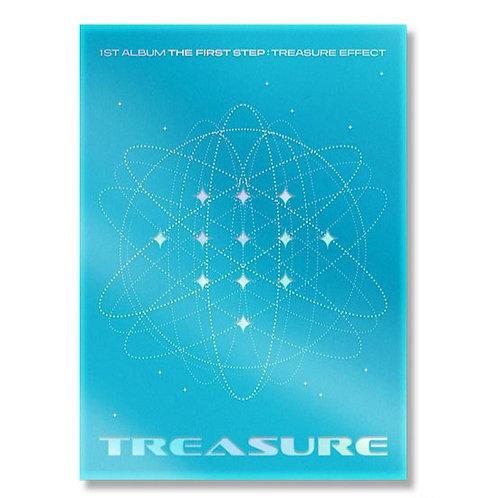 TREASURE 1ST ALBUM - THE FIRST STEP: TREASURE EFFECT