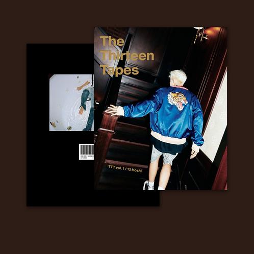 SEVENTEEN THE THIRTEEN TAPES - TTT VOL. 1/13 : HOSHI