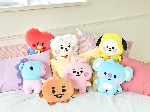BT21 Baby Hug Me Cushion | OFFICIAL MD