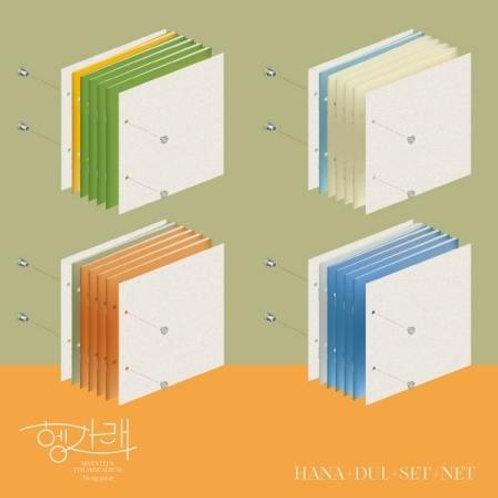 SEVENTEEN 7TH MINI ALBUM - HENG:GARAE