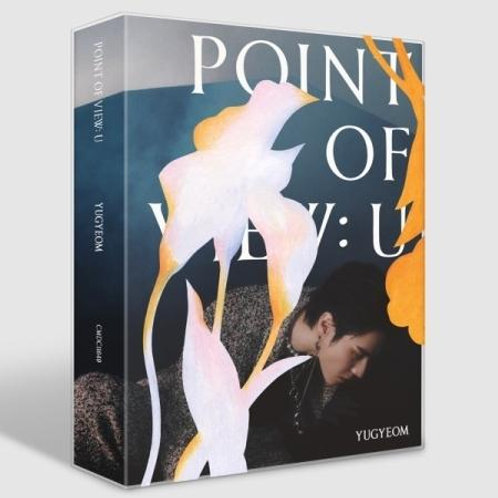 YUGYEOM EP ALBUM - POINT OF VIEW: U