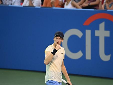 Citi Open's first Italian champion