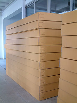 a combined shipment to ease your freight cost