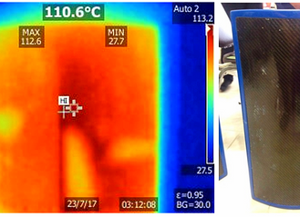 New Development: Personal Infrared Heater. Finale Chapter 1