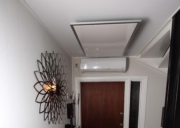 Energy efficiency infrared heater
