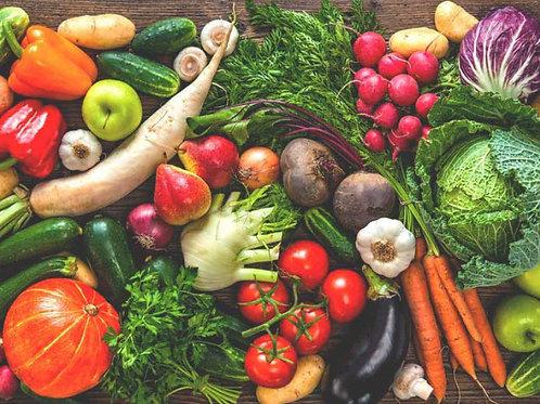 Raw Food Meal Plan