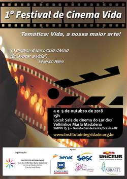 cartaz festival de cinema