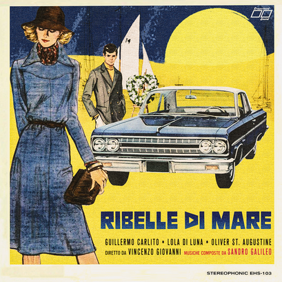 Ribelle Di Mare LP Out Now