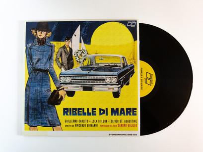 """Pre-Order Ribelle Di Mare LP, Stream """"Ballata di Mercuri"""""""