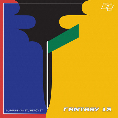 "New 7"" Burgundy Mist / Percy St. by Fantasy 15 Out Now"